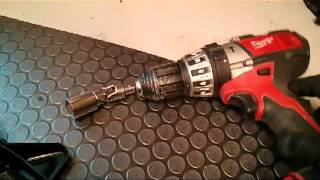 How to make a cheap (free?) electric car jack.