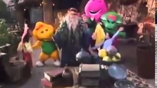 Barney's Fun & Games 1996