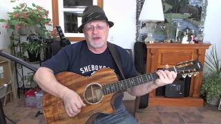 1118 - Massachusetts - Bee Gees cover with chords and lyrics