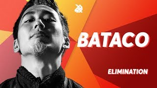 BATACO  |  Grand Beatbox SHOWCASE Battle 2018  |  Elimination