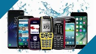 Evolution Of Waterproof Phones