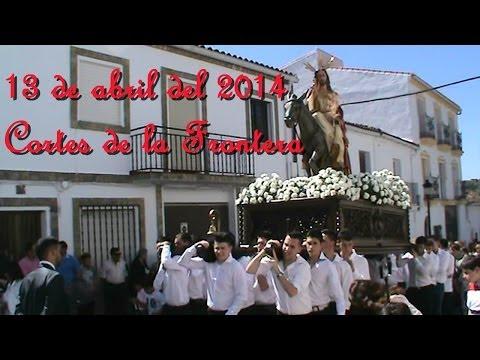 Xxx Mp4 【スペイン】【白い村】セマナサンタ最初の宗教行列『ロバに乗るイエスキリスト』 Semana Santa 2014 En Cortes De La Frontera 13 De Abril 3gp Sex