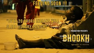 BHOOKH (HUNGER) Struggle to survive (MUST WATCH) Award winning Short Film