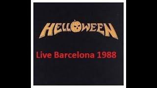 HELLOWEEN - Barcelona 22 - 09 - 1988