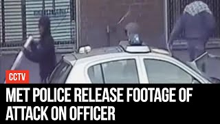 Met Police Release Footage Of Attack On Officer - LBC