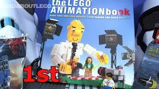 The LEGO Animation Book Competition Draw