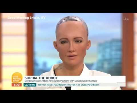 Xxx Mp4 Piers Morgan FLIRTS With A Robot Called Sophia 3gp Sex