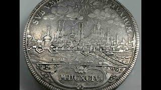 German States Nurnberg Thaler 1694