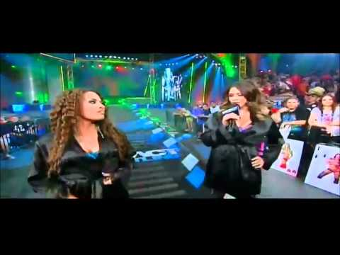 Impact Wrestling 4/12/12 - Rosita & Sarita Strip To Their Lingerie @ EY & ODB's Wedding