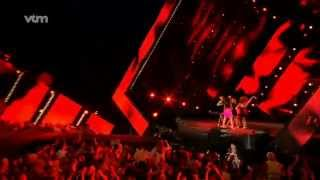 Paradisio Ft Shelby DIAZ & Dj Patrick Samoy - Remix 2009 - Hit The Road Tv Show Belgium