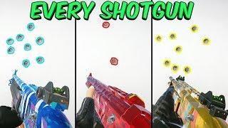 EVERY SHOTGUN in Tom Clancy