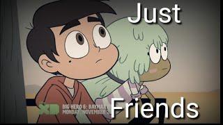 Just Friends [ MV ]   SVTFOE