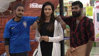 #NayikaNayakan l Nandu, Vishva  & Mintu in Arakkallan Mukkalkkallan round I Mazhavil Manorama