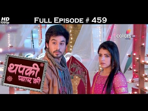 Thapki Pyar Ki - 15th October 2016 - थपकी प्यार की - Full Episode HD