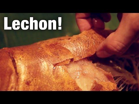 Lechon Roast Suckling Pig at Pepita s Kitchen