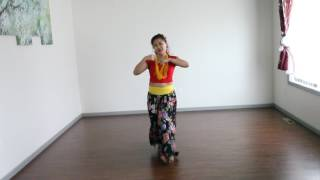 Nepali song- Kasari bhanu ma/ ft Manita Monger -/Mero Dance Cup USA S2/ 2017