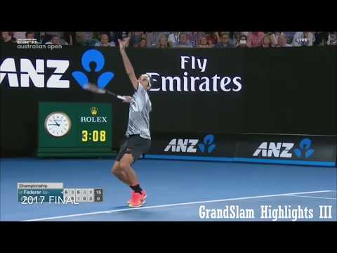 2014 Federer vs 2017 Federer - What's the Difference?