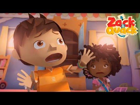 Xxx Mp4 The Popped Balloon 🎈🎈 Zack Quack FULL EPISODE ZeeKay Junior 3gp Sex