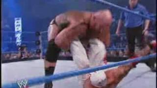 Rey Mysterio vs A-Train 30.1.03