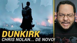 DUNKIRK (2017) | Crítica do filme 🎬