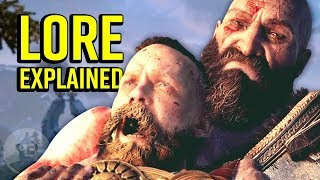 God Of War - Norse Mythology and Lore Explained | The Leaderboard