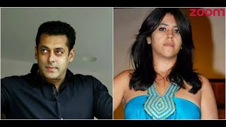 Salman Khan Upset With Ekta Kapoor? | Bollywood News
