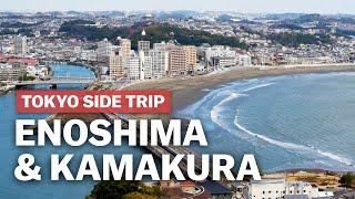 Easy Day Trip from Tokyo, Enoshima & Kamakura | japan-guide.com
