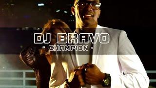 Dwayne DJ Bravo 3D 1980p Champion(Official Song)