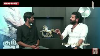 Arun_vijay tells about Suriya's how he was developed as an hero ??