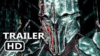SHADOW OF WAR Official Trailer (2017) The Lord Of The Rings New Game HD