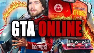 GTA ONLINE - LIVE in Los Santos | Let