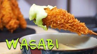 ℗ Crujientes de langostino con mayonesa de wasabi | #recetasturbo | Superpilopi