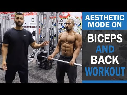 Xxx Mp4 AESTHETIC MODE ON Back And Bicep Workout DAY 2 Hindi Punjabi 3gp Sex