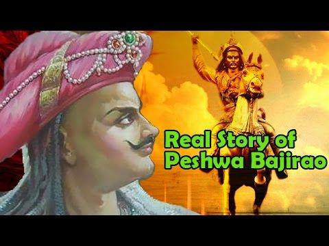 Peshwa Bajirao | Biography | Real Story of The Great Maratha Warrior