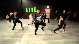 French Montana Ft. Chris Brown Moses Choreography by: Hollywood