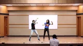 VIT dance performance | ramcharan kunfukumari song | bruce lee | bharathkanth