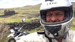 أنا الشاهد: رحّالة سعودي يجول العالم على متن دراجة نارية