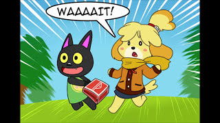 Animal Crossing/My Little Pony Comic Dub - The Town (by csimadmax)