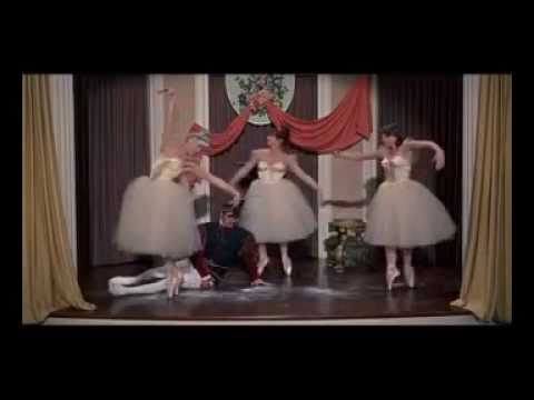 JERRY LEWIS s dancing scenes from THE LADIES MAN 1961