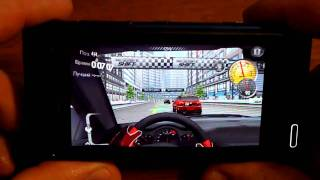Need For Speed Shift on my Nokia N8