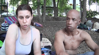 Randy and Dina tell the real life story of life on streets and how to survive homelessness.