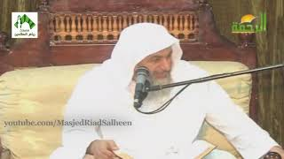 شرح صحيح البخاري (35) - للشيخ مصطفى العدوي