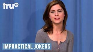 Impractical Jokers – Q Versus Women's Rights (Punishment) | truTV