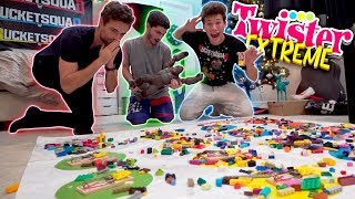 MOST PAINFUL GAME OF TWISTER EVER *EXTREME*