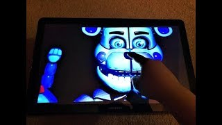 FOXY.....GET SOME HELP! | Five Nights at Freddy's Sister Location [GARGANTUAN TABLET]