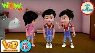 Vir: The Robot Boy - Robot Vir - As Seen On HungamaTV - IN ENGLISH
