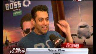 Salman Khan challenged by Aamir Khan to pose like 'PK' | Bollywood News
