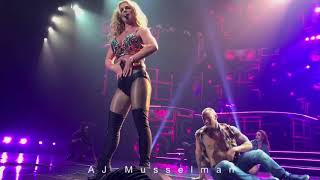 Britney Spears - Gimme More - Piece Of Me - 10/11/2017