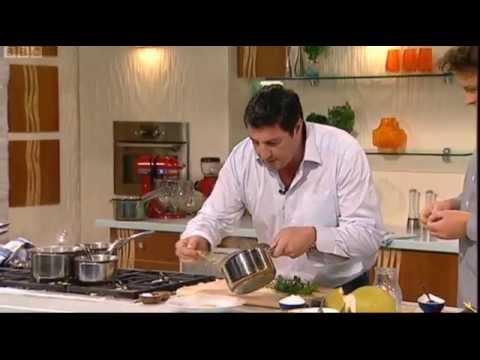 Calude Bosi Celeriac Risotto SaturdayKitchenRecipes