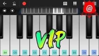 How to play VIP Theme in Keyboard (Mobile)